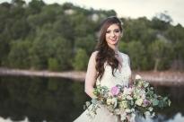 Gorgeous bridal makeup by C. Johnson Makeup